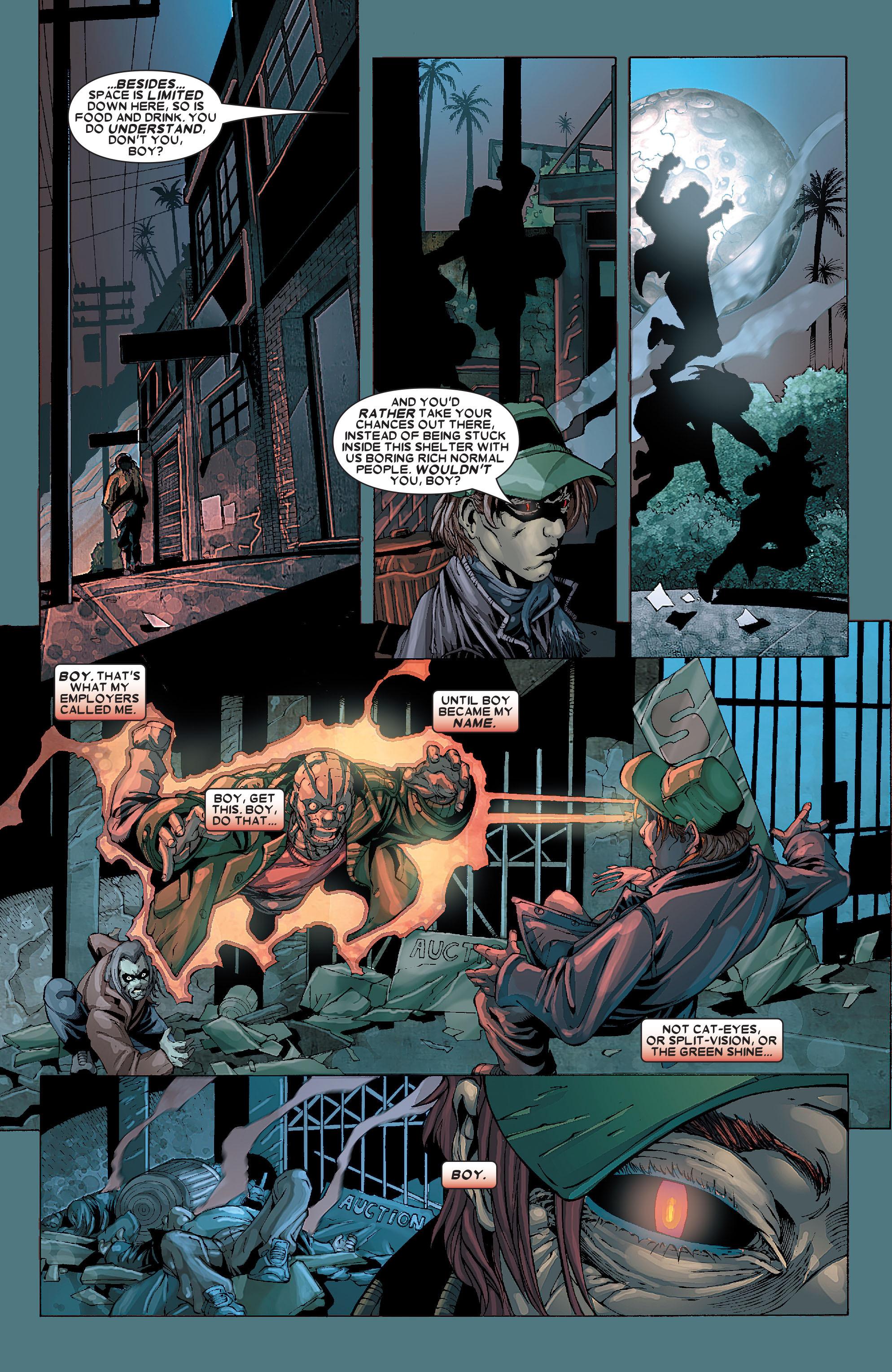 X-Men (1991) 167 Page 1
