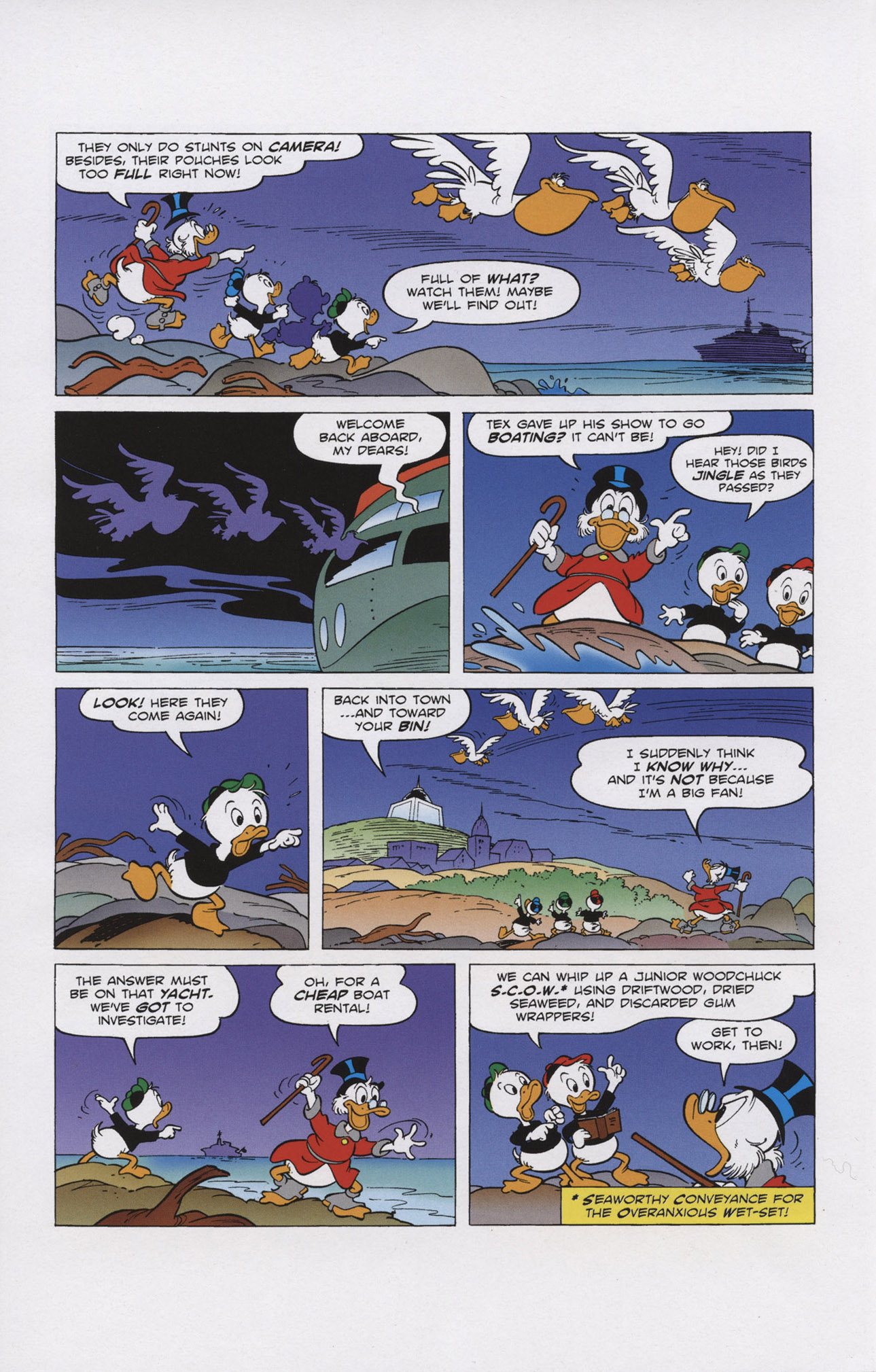 Read online Uncle Scrooge (1953) comic -  Issue #403 - 12