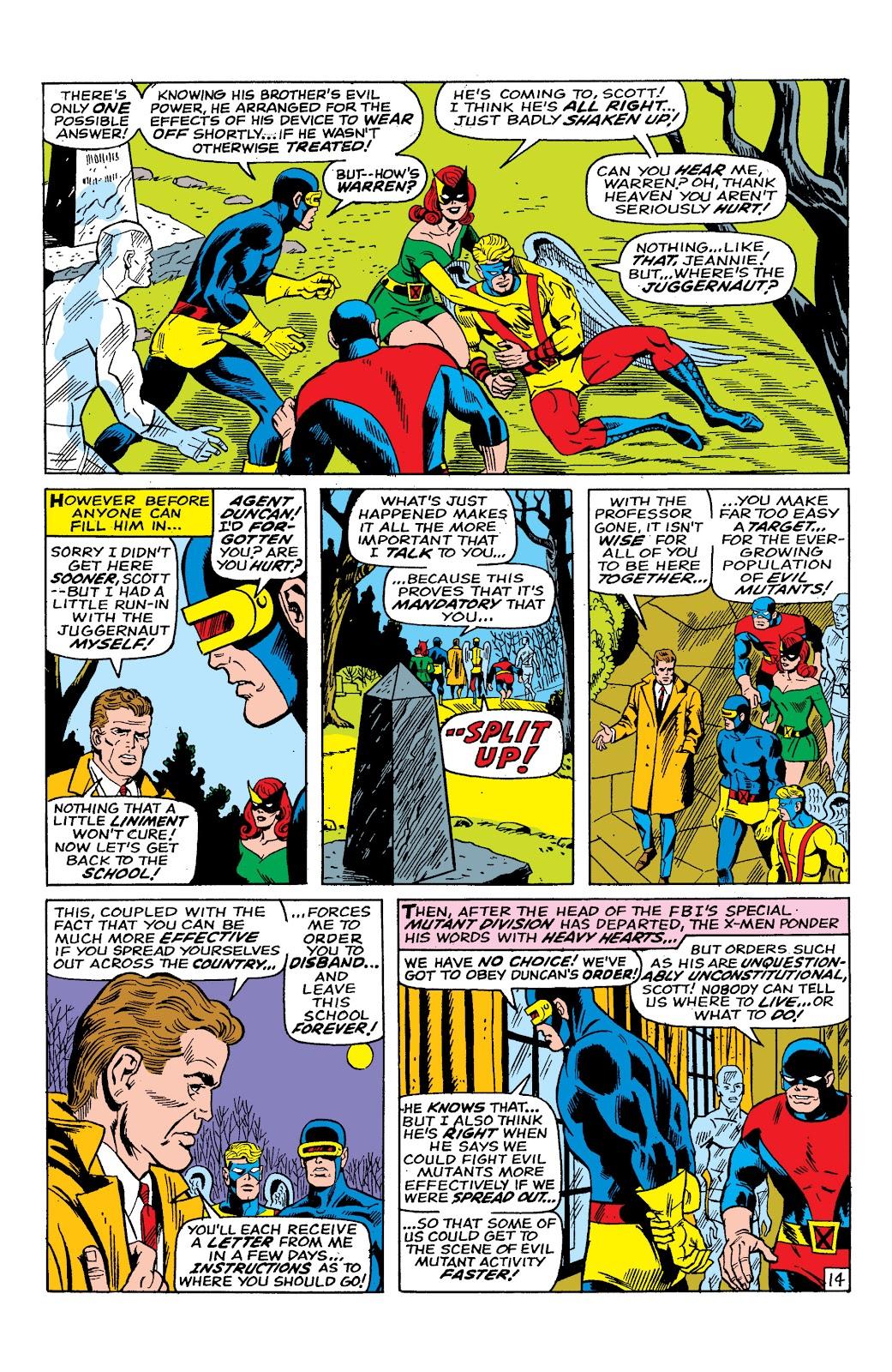 Uncanny X-Men (1963) issue 46 - Page 15