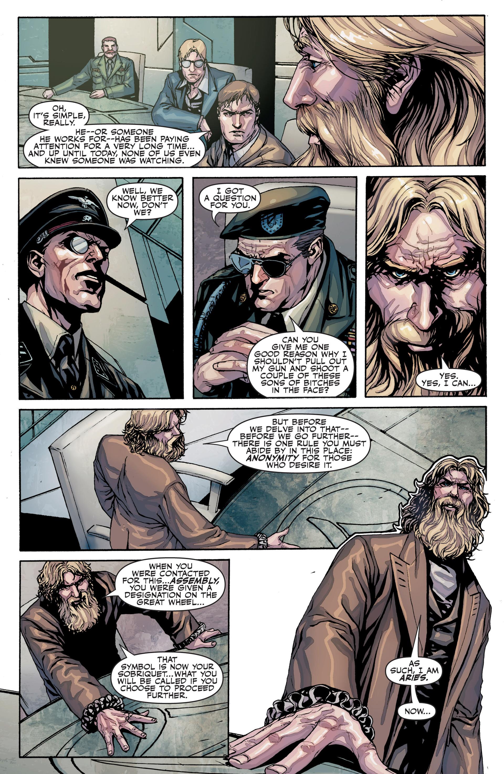 Read online Secret Warriors comic -  Issue #25 - 8