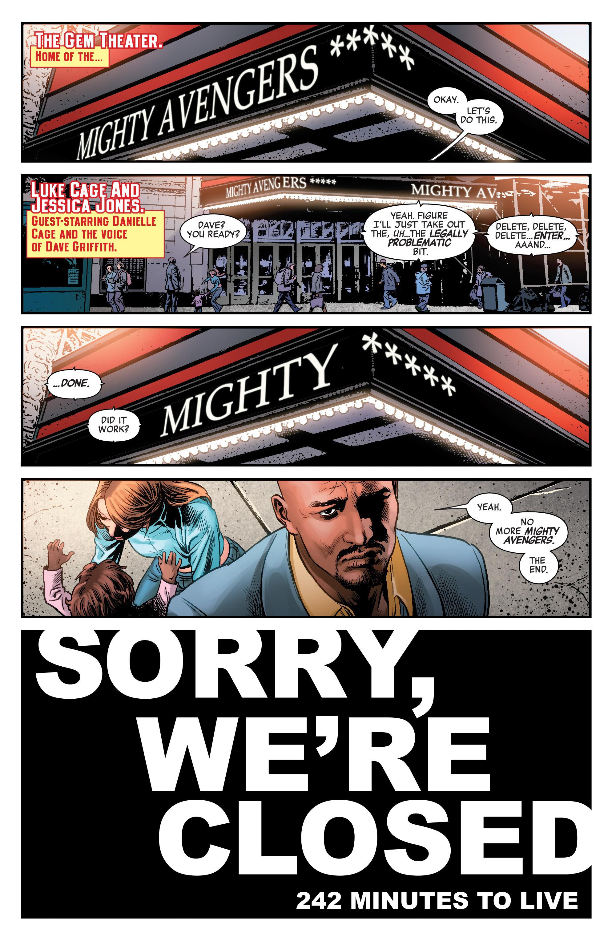 Read online Secret Wars: Last Days of the Marvel Universe comic -  Issue # TPB (Part 1) - 29