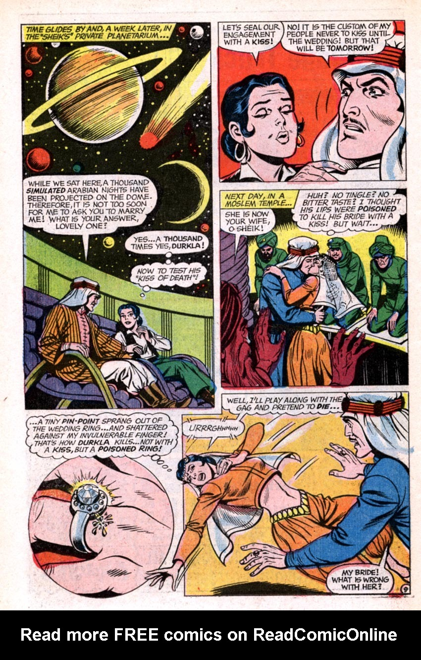 Read online Action Comics (1938) comic -  Issue #364 - 27