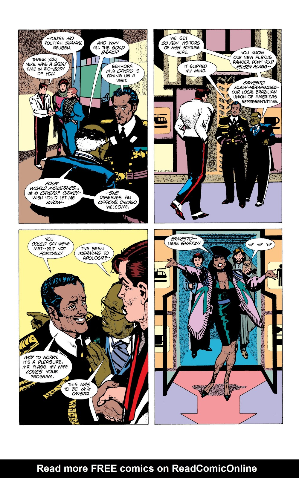 American Flagg! issue Definitive Collection (Part 1) - Page 67