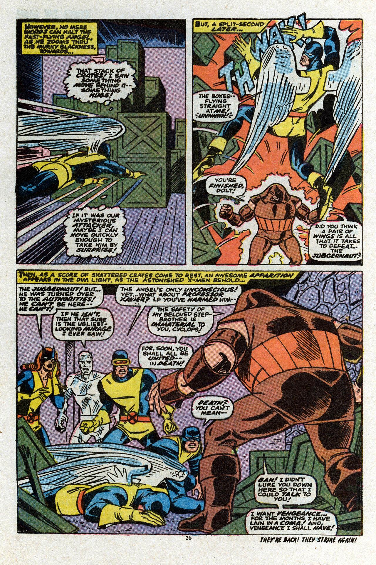 Uncanny X-Men (1963) 80 Page 27