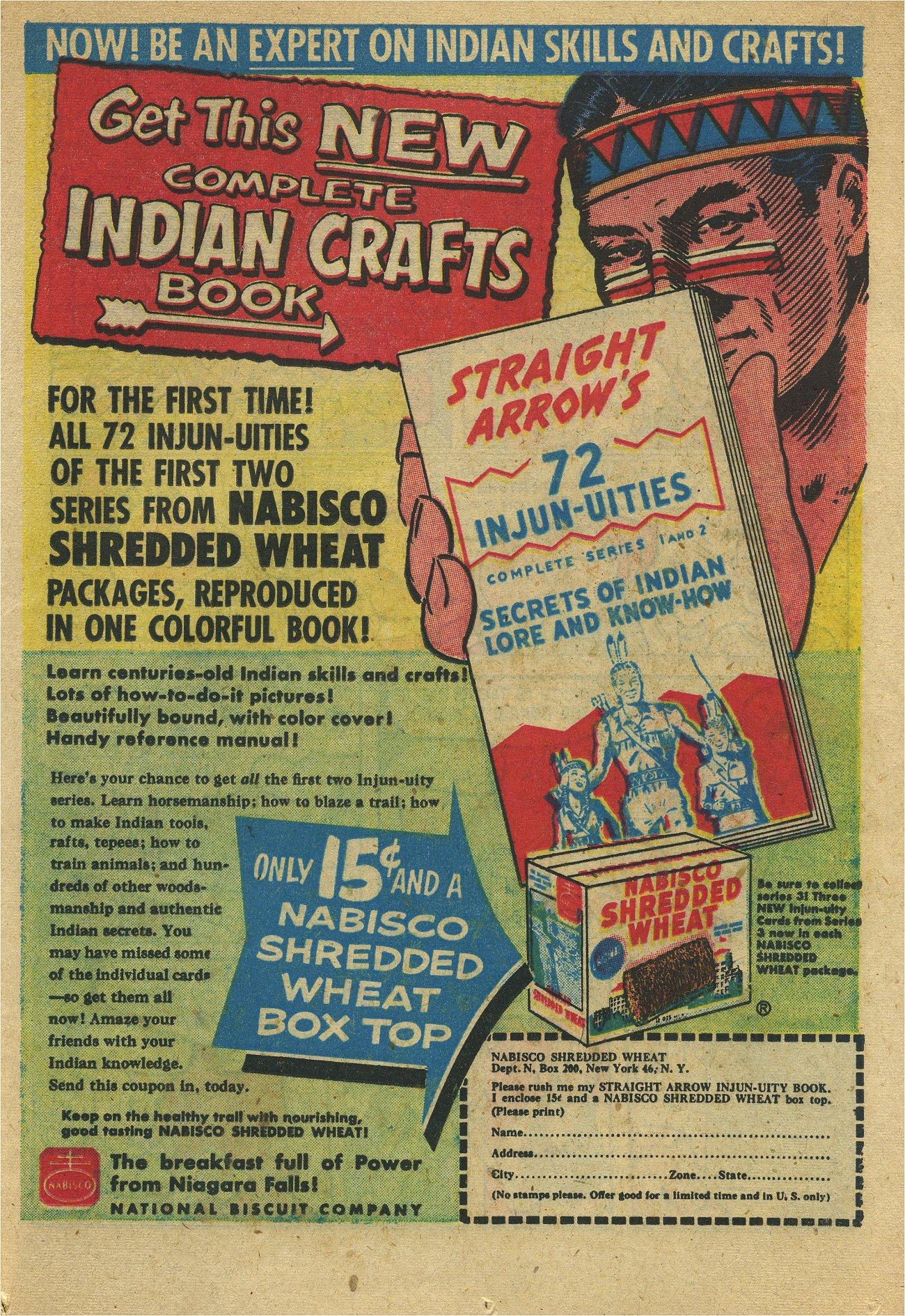 Read online Adventure Comics (1938) comic -  Issue #171 - 27