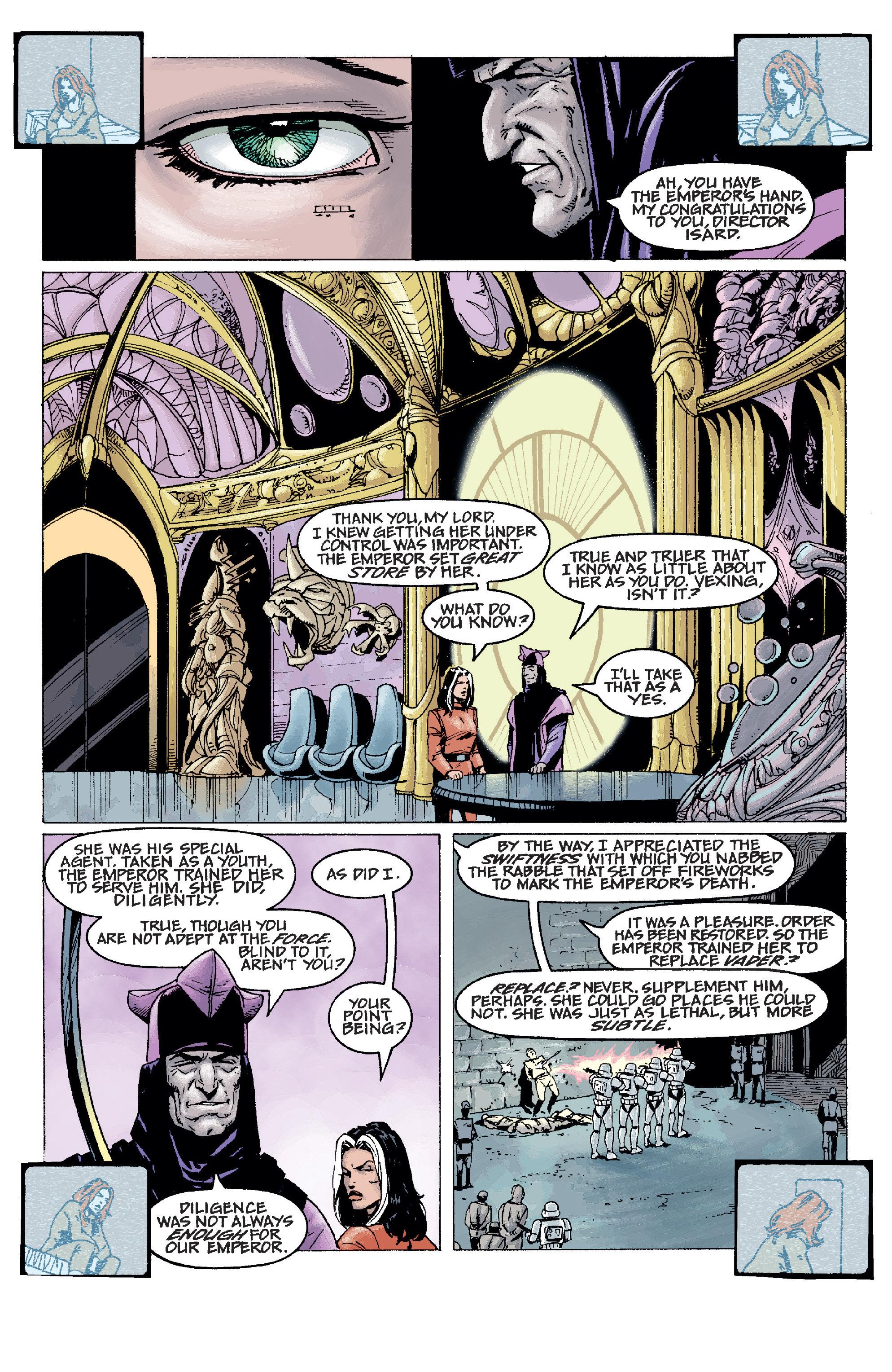 Read online Star Wars Omnibus comic -  Issue # Vol. 11 - 207