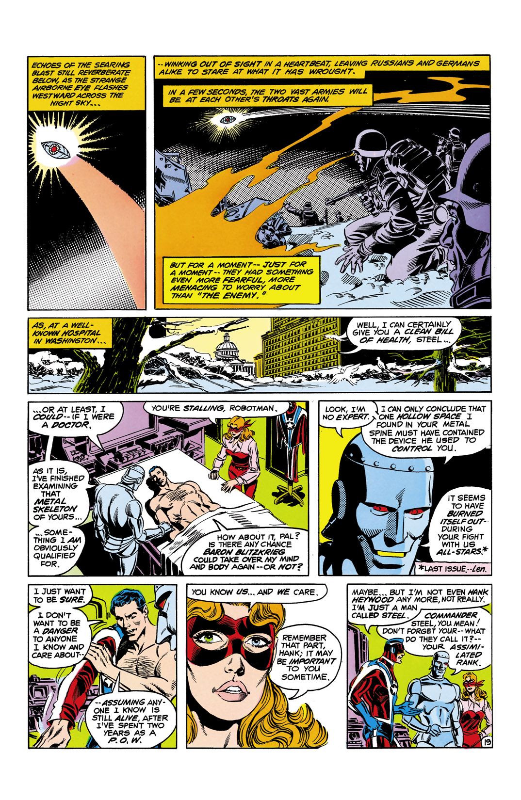 Read online All-Star Squadron comic -  Issue #10 - 20