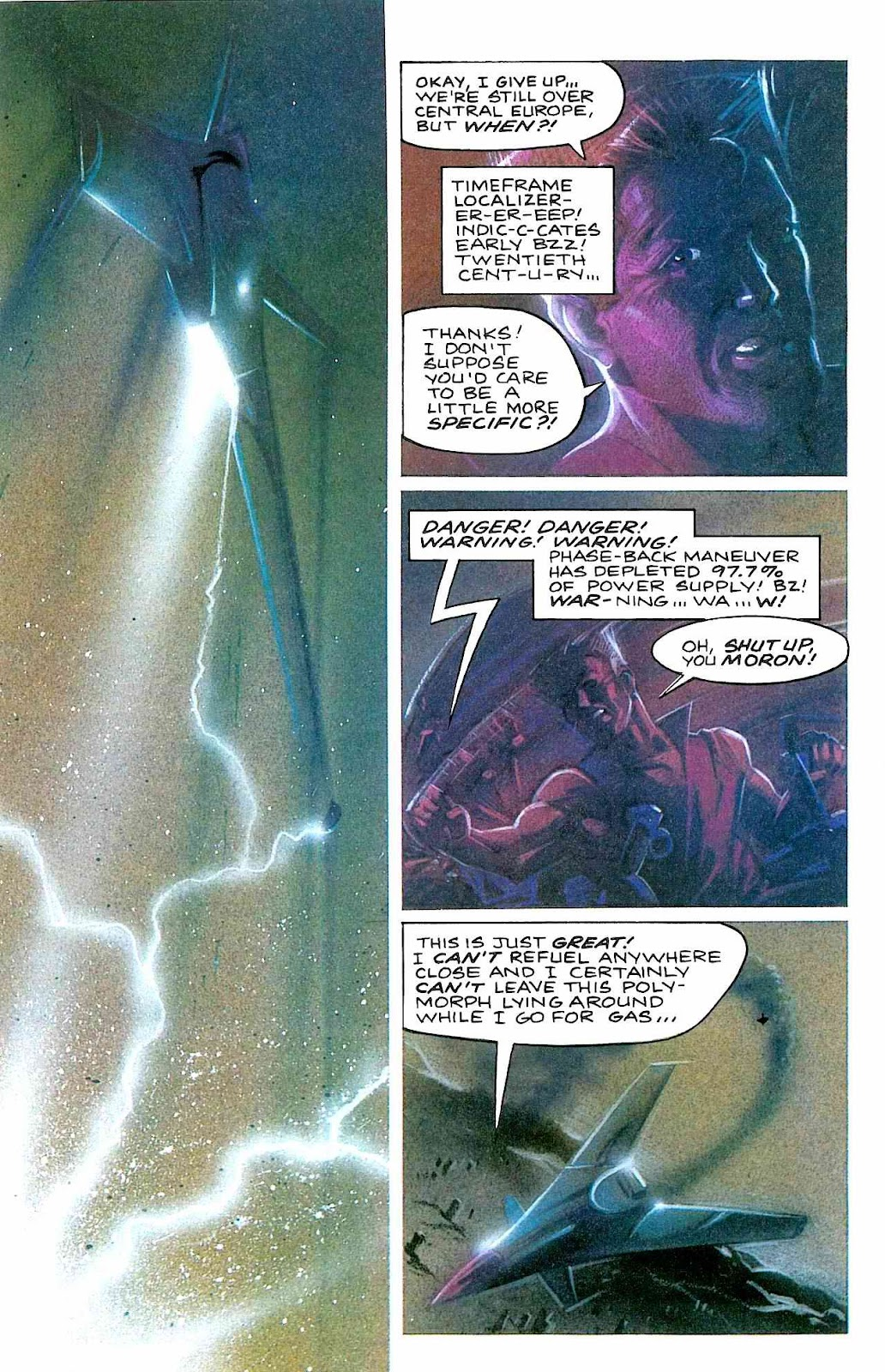 Tempus Fugitive issue 3 - Page 16