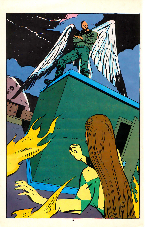 Read online Alpha Flight (1983) comic -  Issue #75 - 16