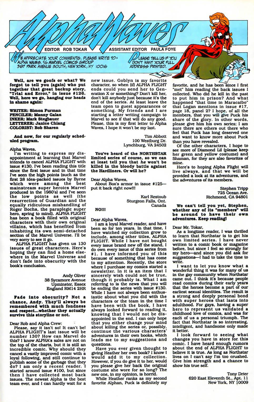 Alpha Flight (1983) issue 128 - Page 24