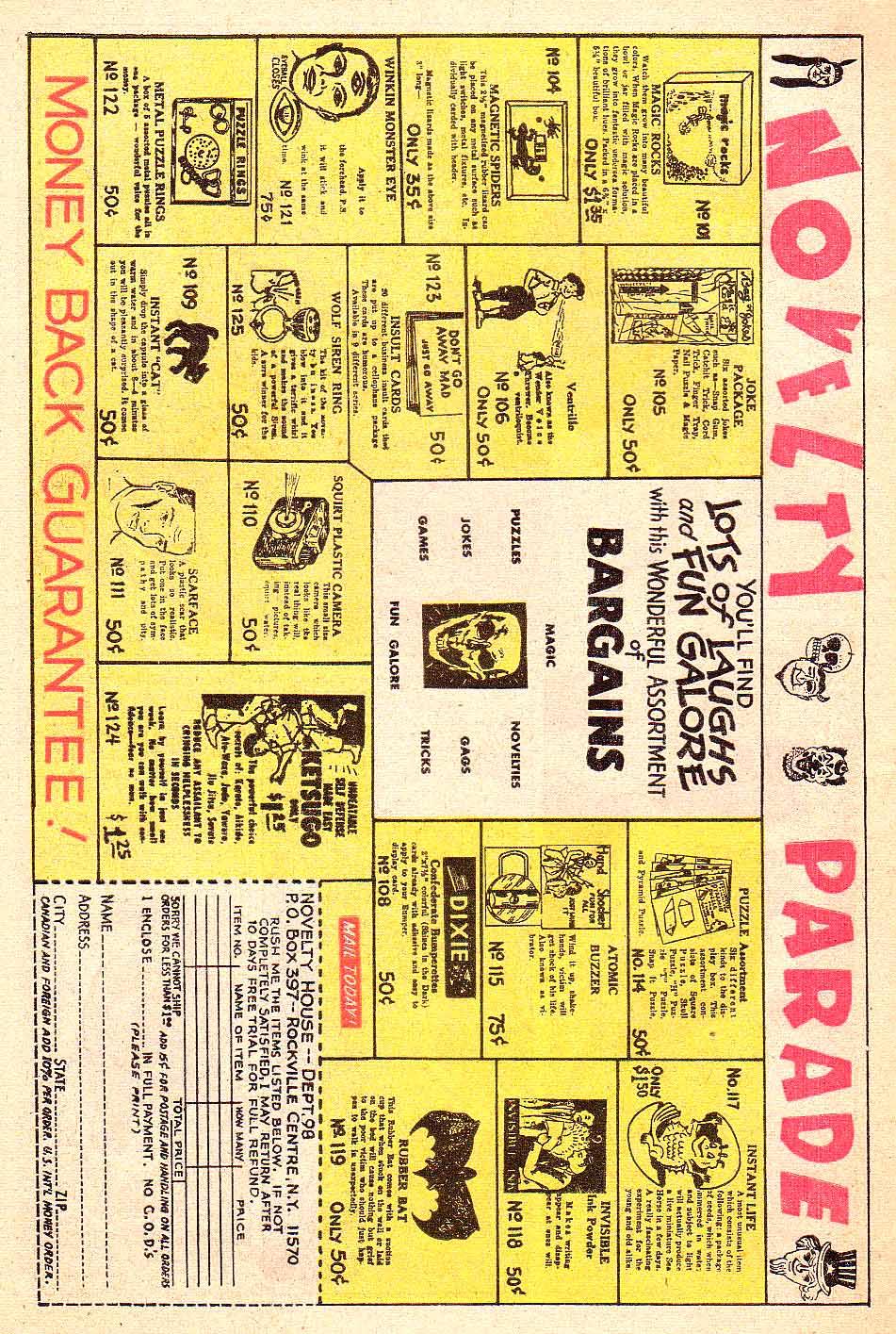 Read online Aquaman (1962) comic -  Issue #41 - 29