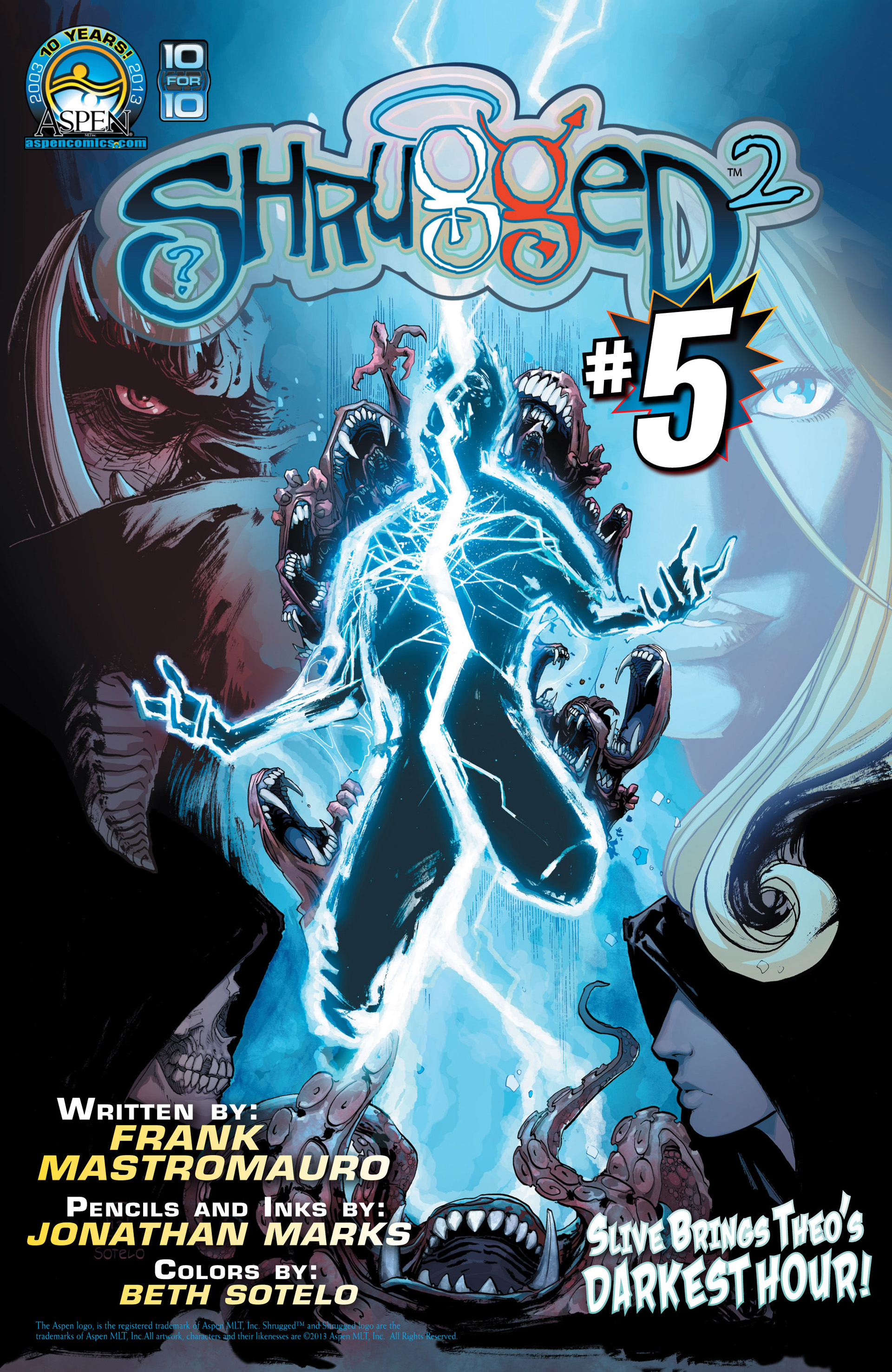 Read online Shrugged (2013) comic -  Issue #4 - 26