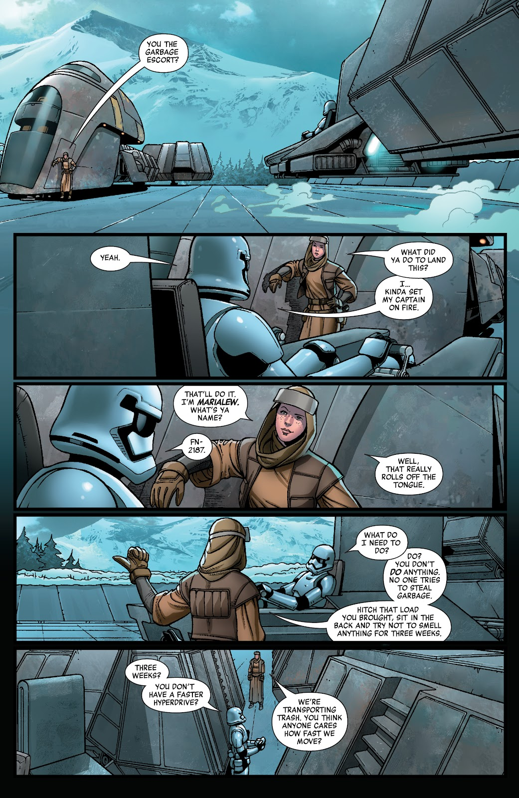 Read online Star Wars: Age of Republic: Heroes comic -  Issue # TPB - 20