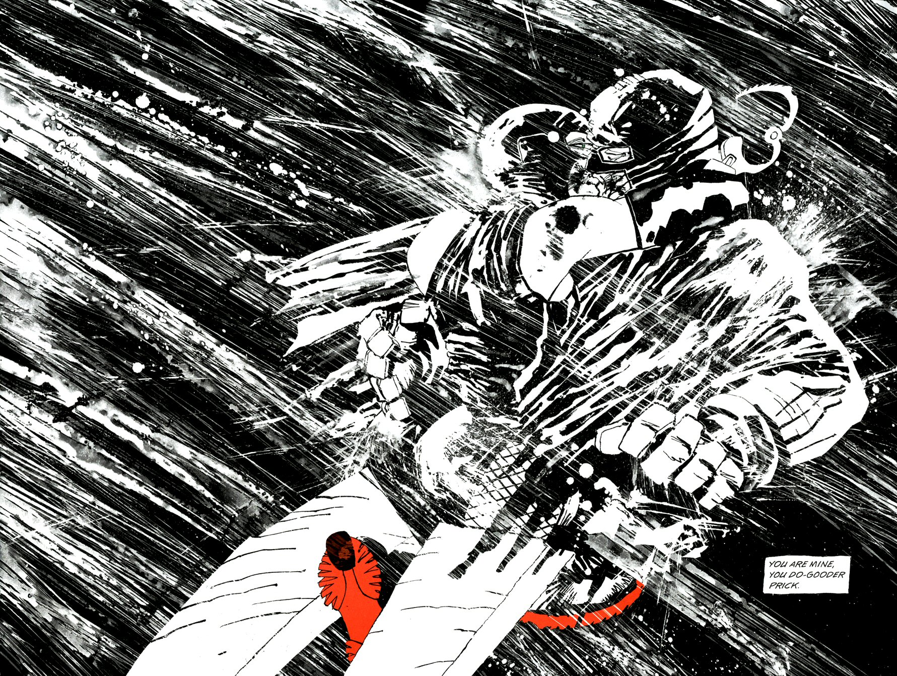 Read online Frank Miller's Holy Terror comic -  Issue # TPB - 26
