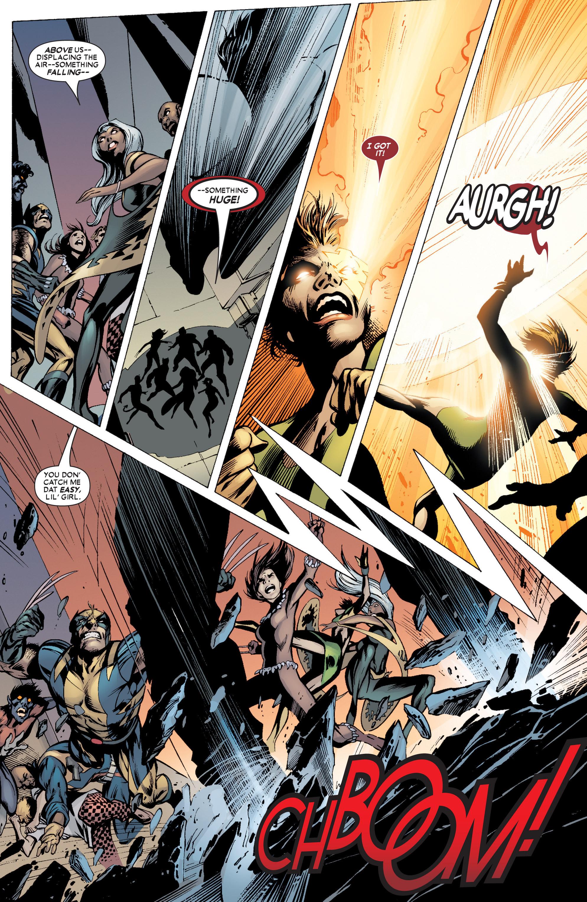 Read online Uncanny X-Men (1963) comic -  Issue #451 - 18