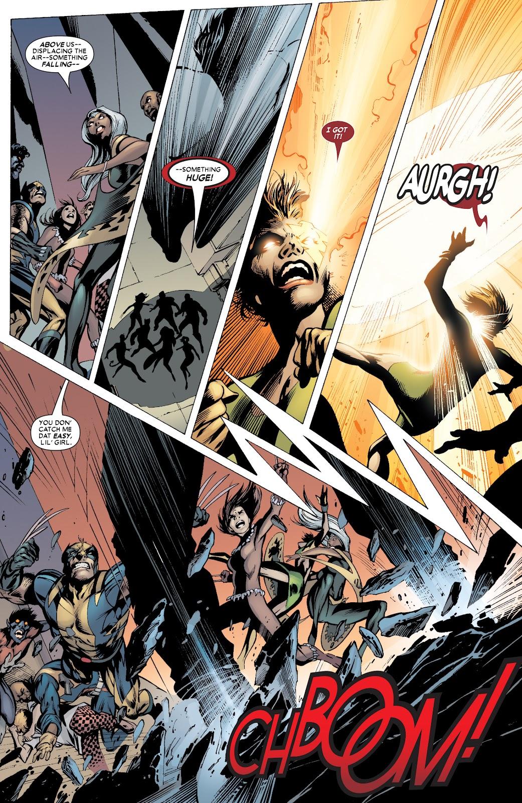 Uncanny X-Men (1963) issue 451 - Page 18