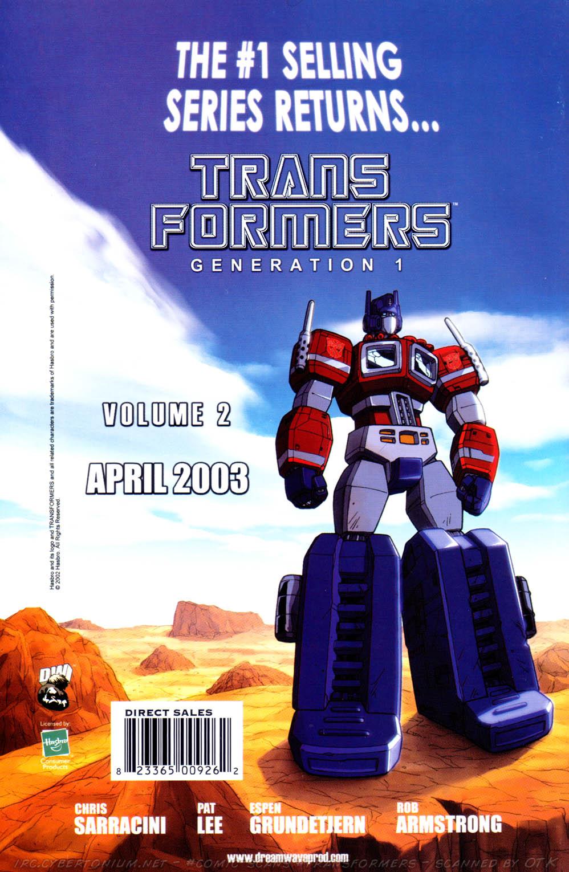 Read online Transformers Armada comic -  Issue #8 - 29