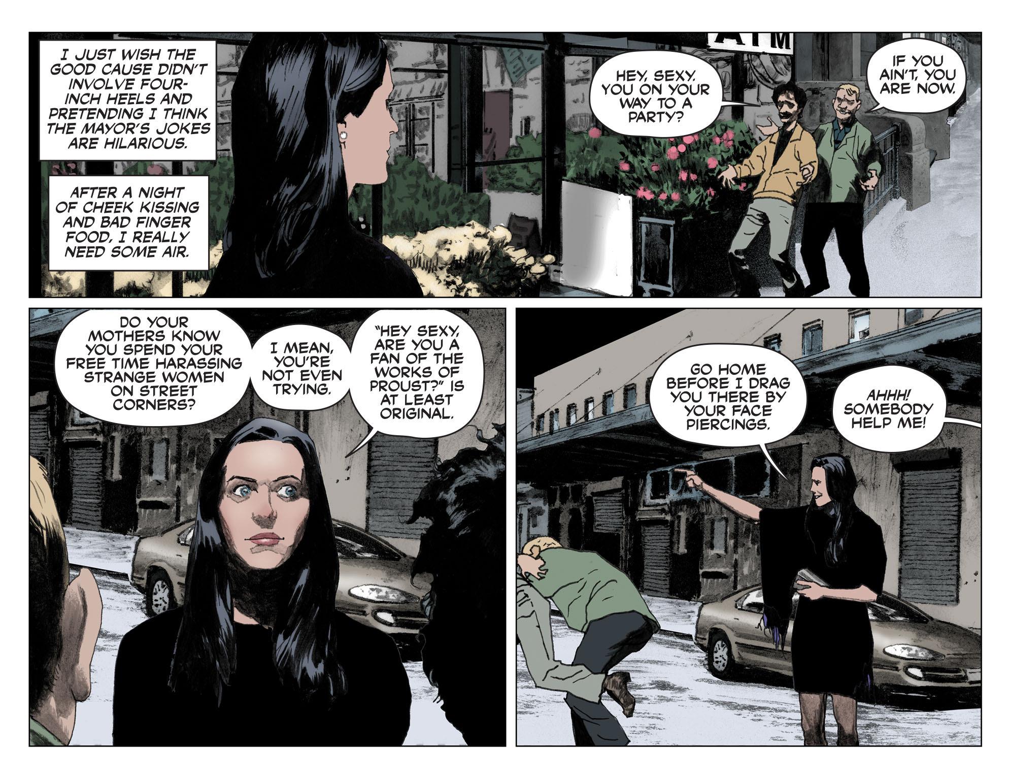 Read online Sensation Comics Featuring Wonder Woman comic -  Issue #36 - 4