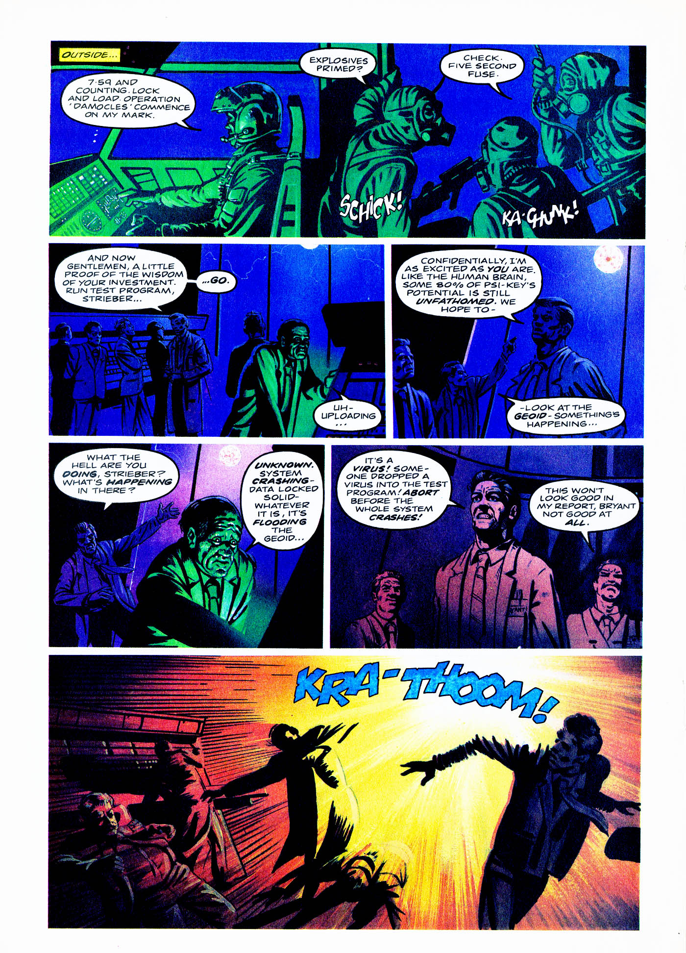 Read online Overkill comic -  Issue #2 - 20