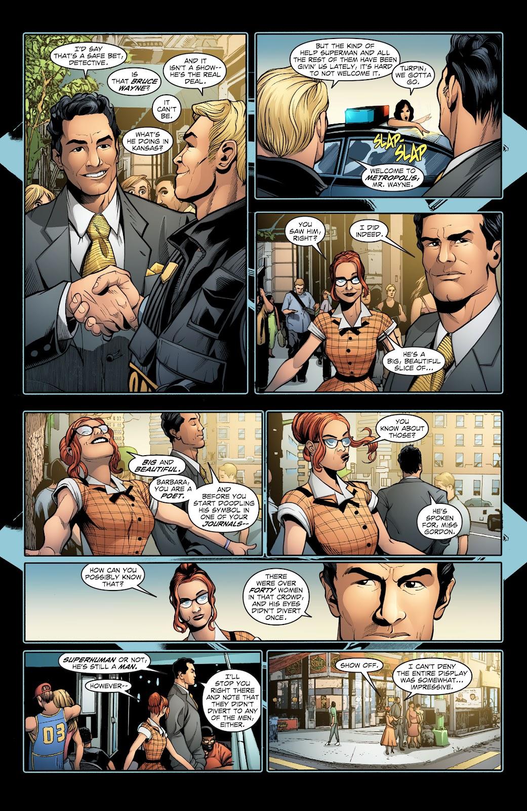 Read online Smallville Season 11 [II] comic -  Issue # TPB 2 - 28