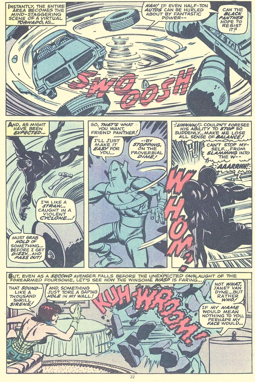 Marvel Triple Action (1972) issue 47 - Page 24
