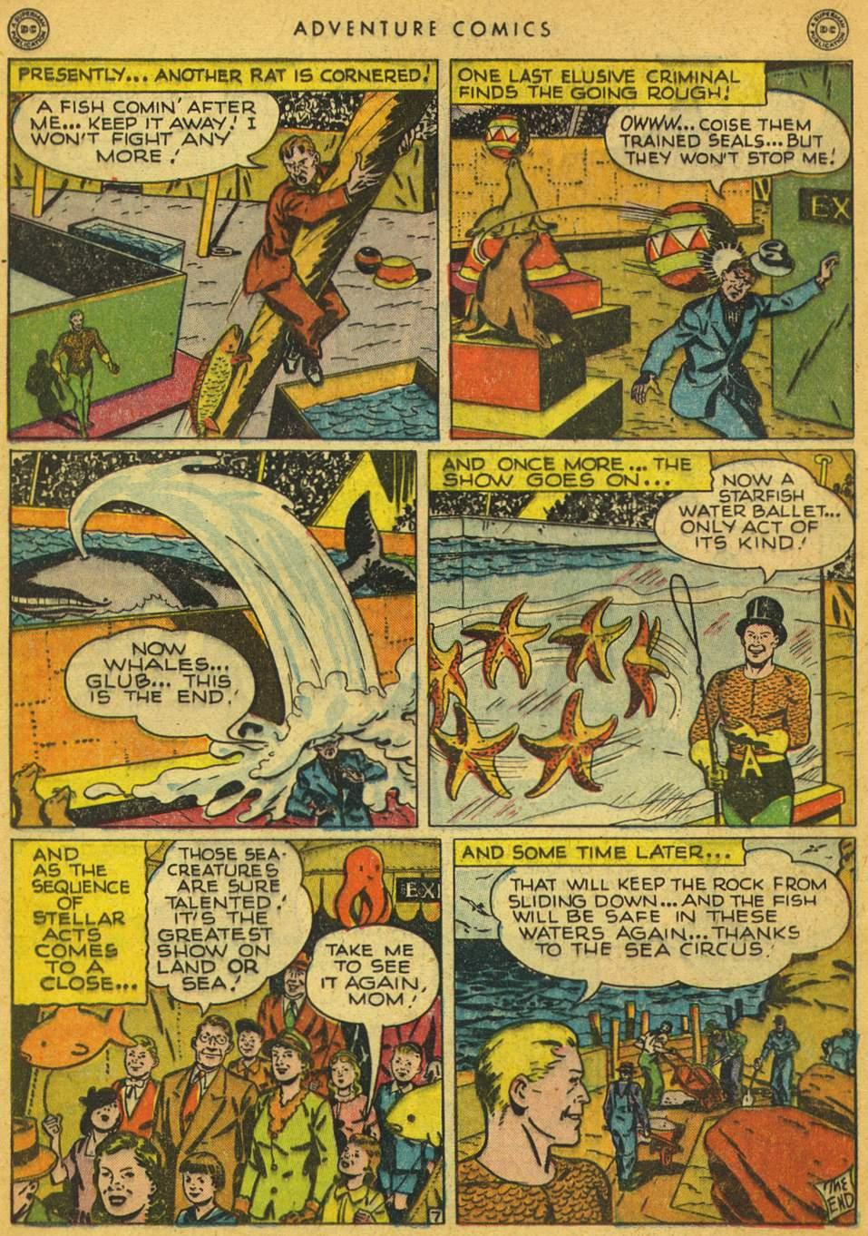 Read online Adventure Comics (1938) comic -  Issue #128 - 32