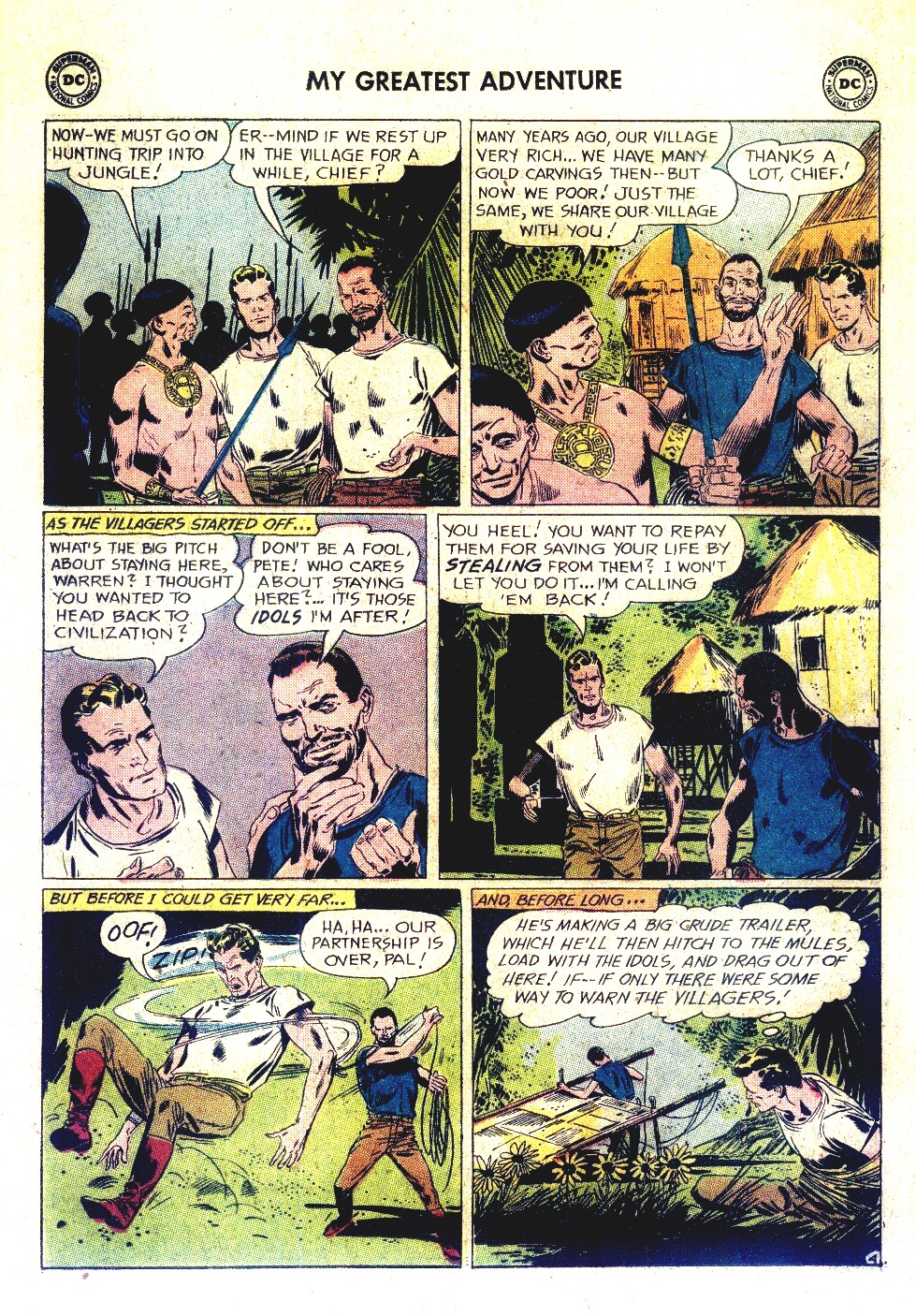 My Greatest Adventure (1955) issue 67 - Page 6