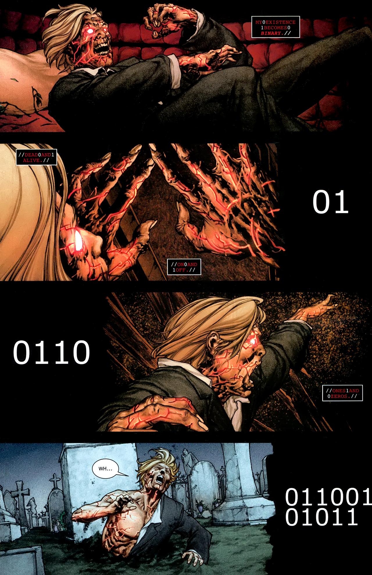 Read online X Necrosha comic -  Issue # Full - 29