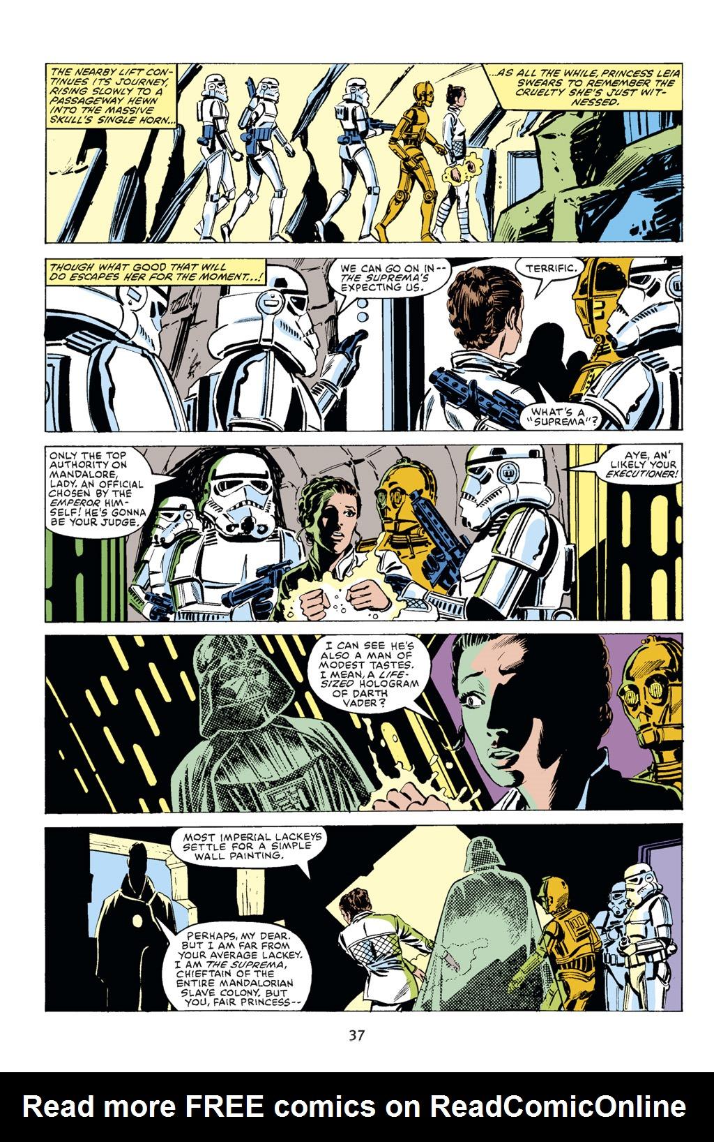Read online Star Wars Omnibus comic -  Issue # Vol. 18 - 31
