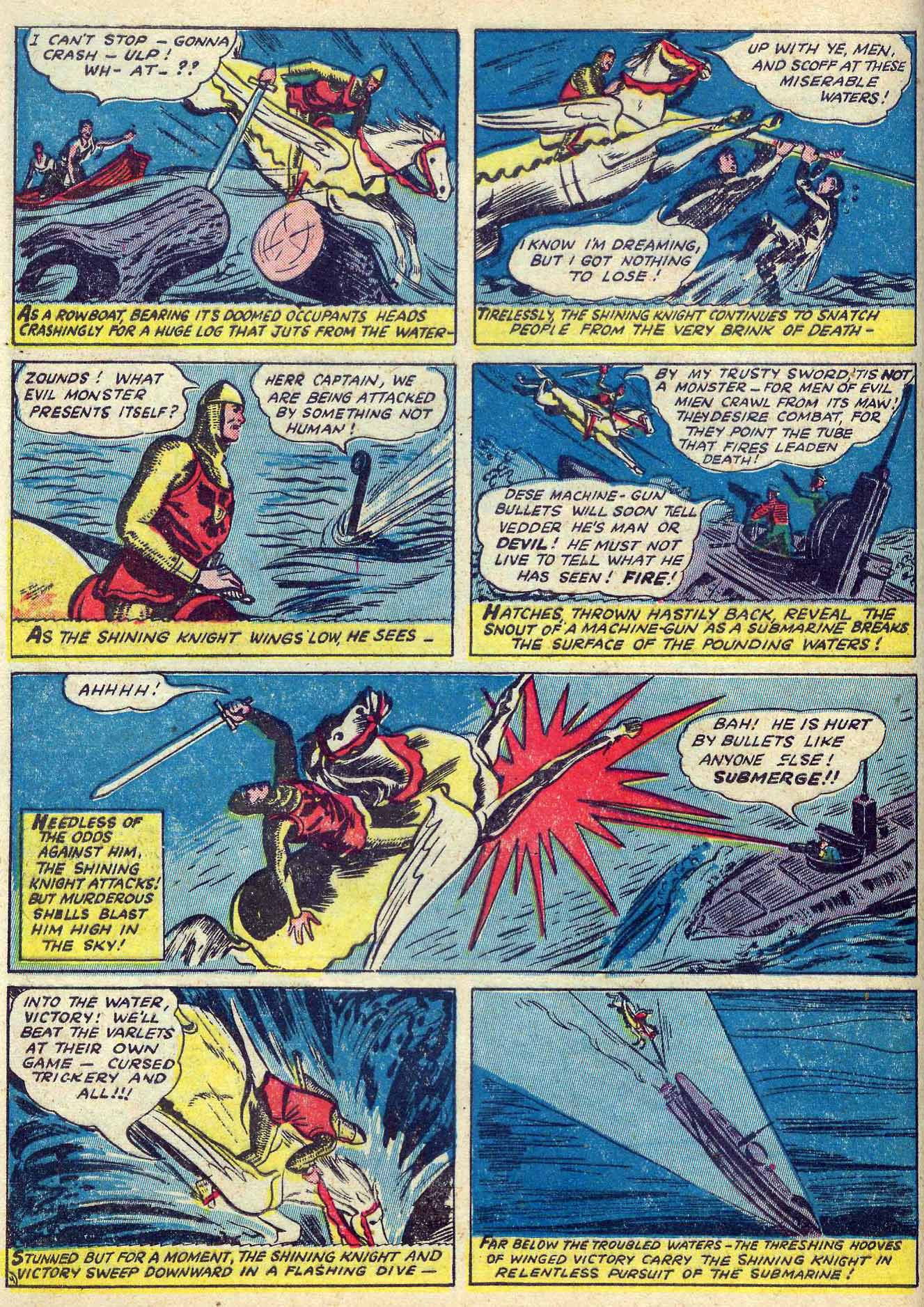 Read online Adventure Comics (1938) comic -  Issue #70 - 20