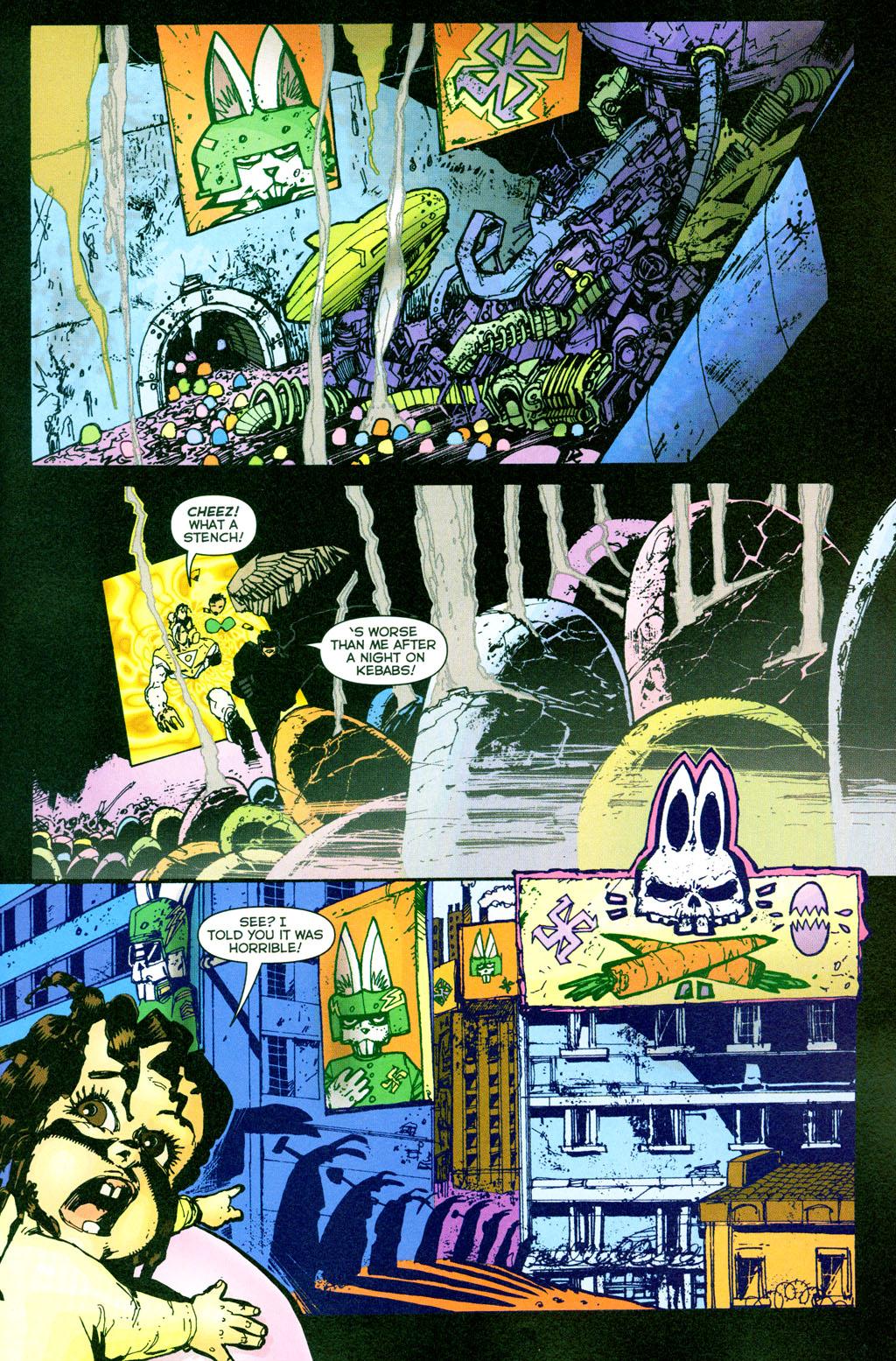 Read online The Authority/Lobo: Spring Break Massacre comic -  Issue # Full - 12