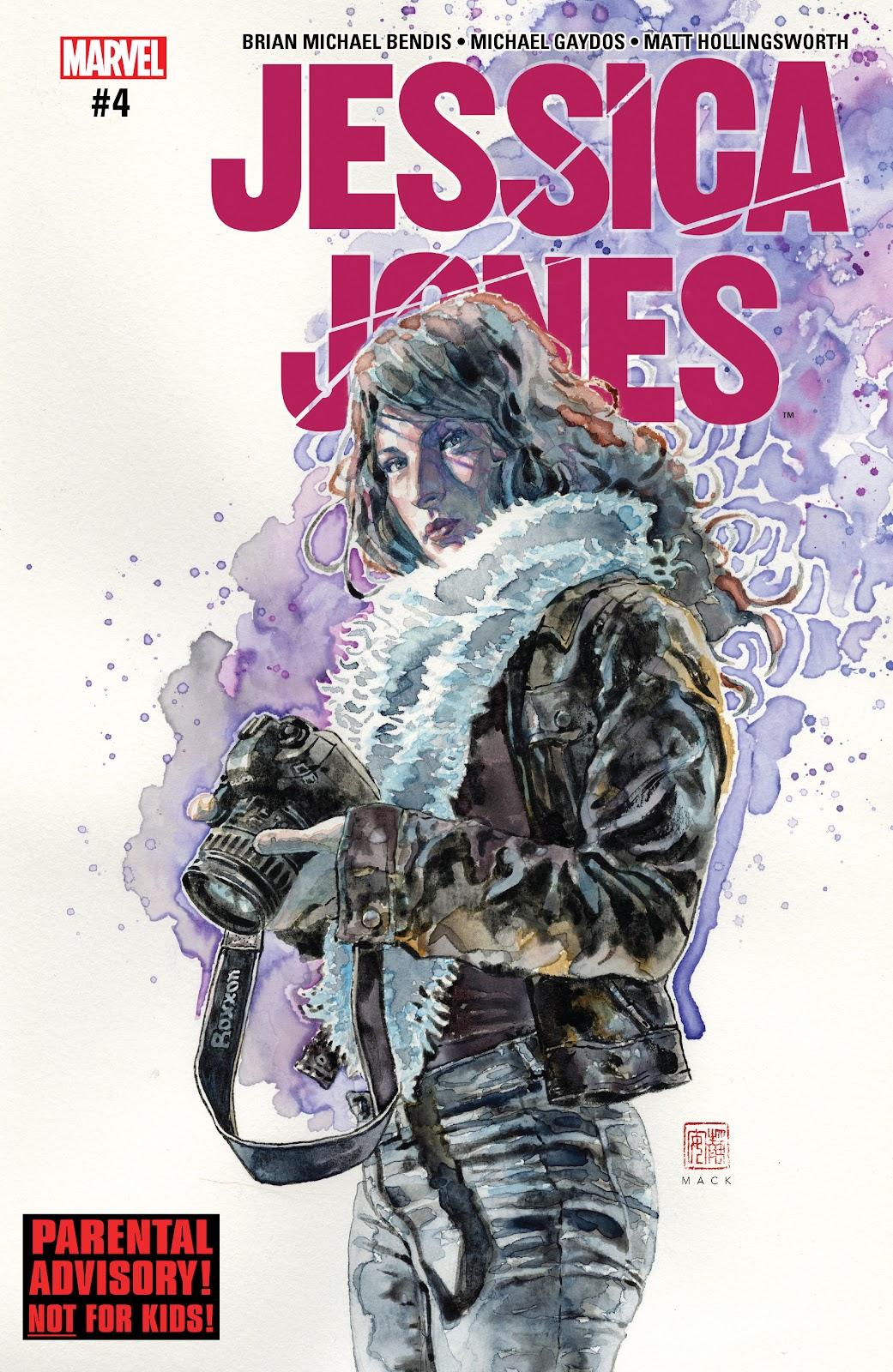 Jessica Jones (2016) 4 Page 1