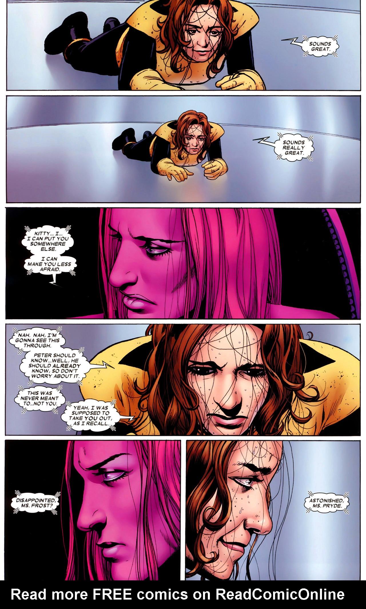 Read online Giant-Size Astonishing X-Men comic -  Issue # Full - 31