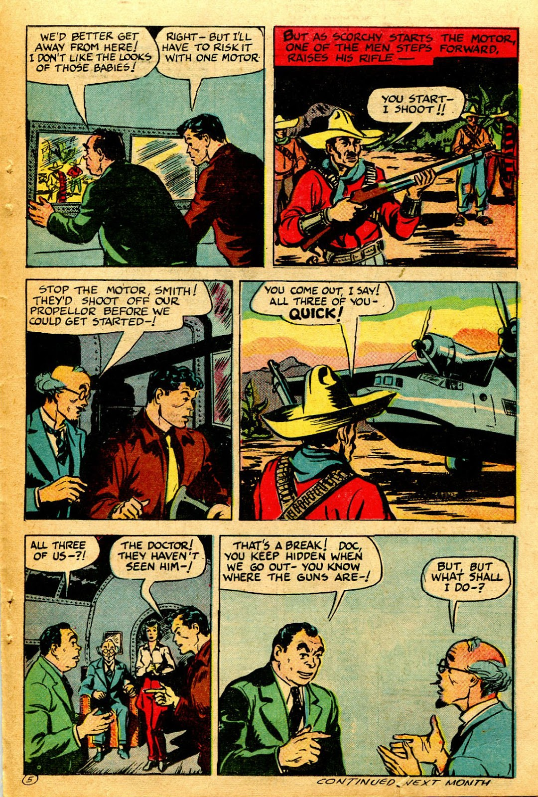 Read online Famous Funnies comic -  Issue #126 - 33