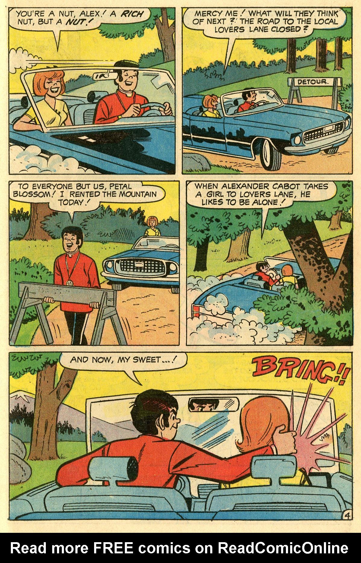 Read online She's Josie comic -  Issue #38 - 23