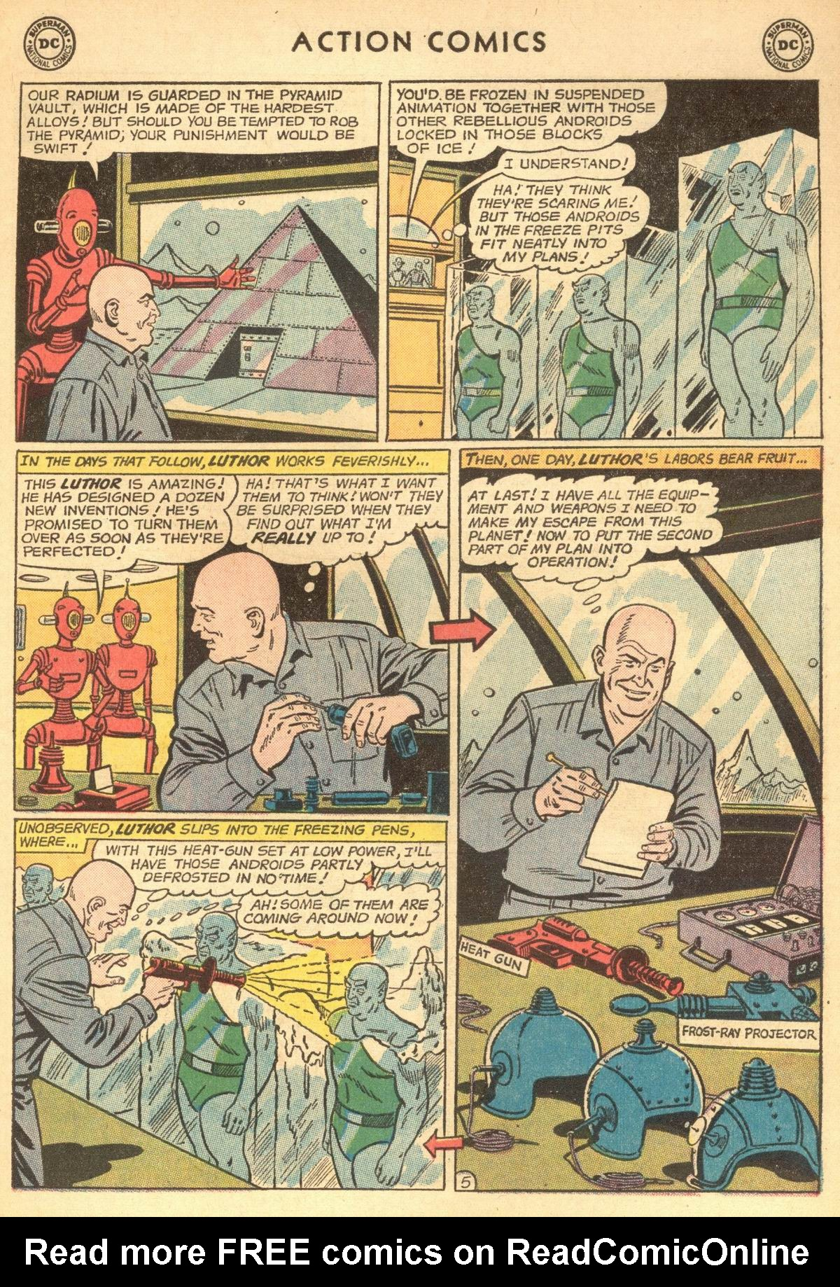 Action Comics (1938) 294 Page 6
