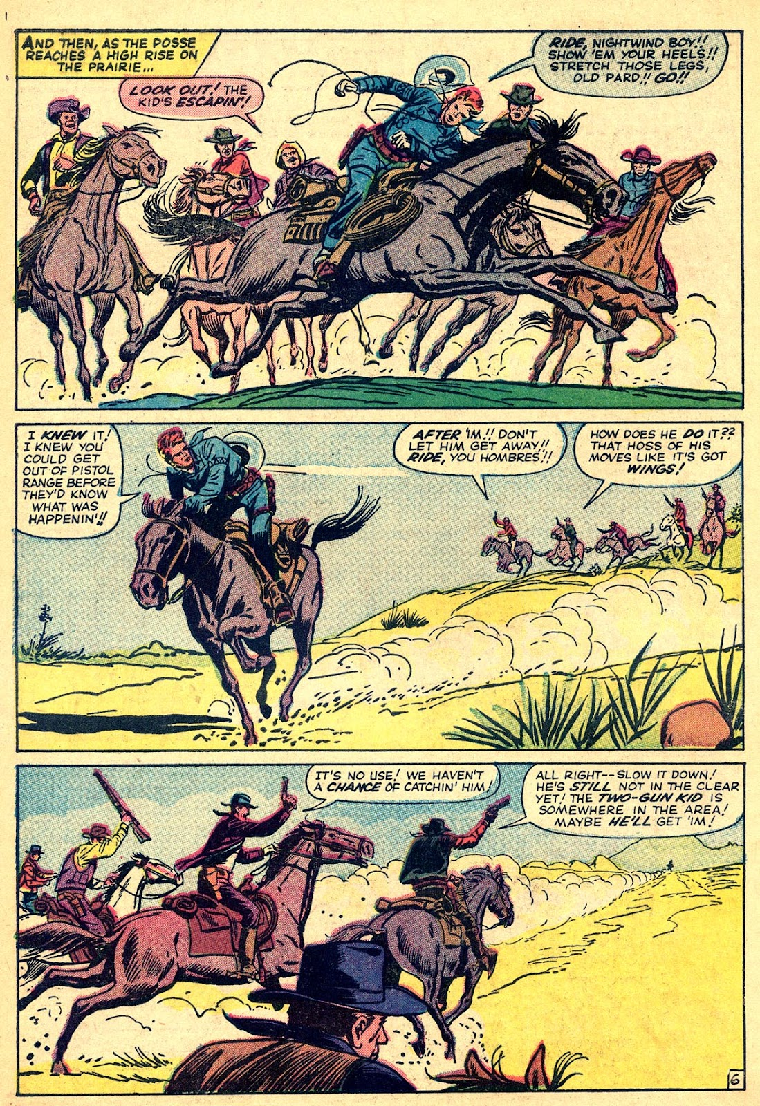 The Rawhide Kid (1955) issue 40 - Page 10
