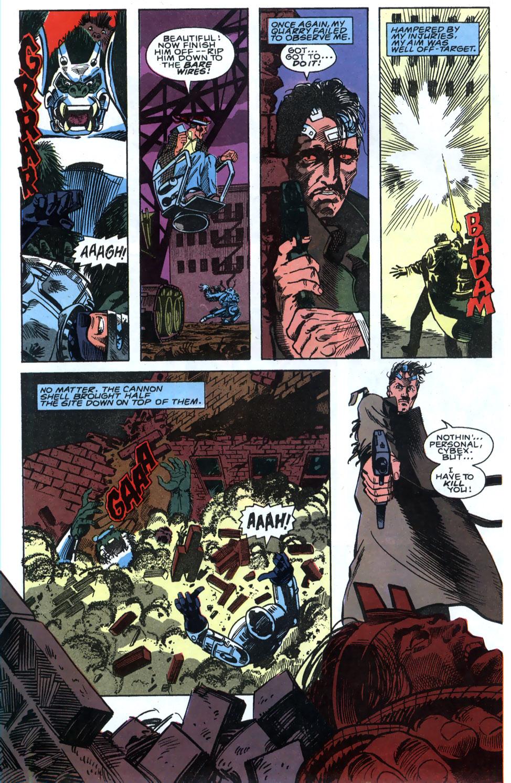 Read online Robocop (1990) comic -  Issue #4 - 21