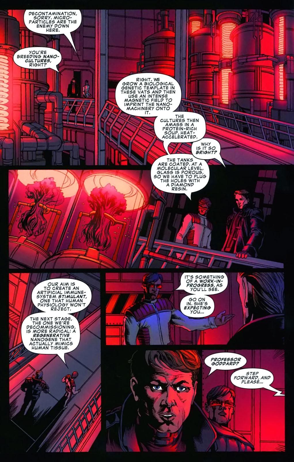 Read online Amazing Fantasy (2004) comic -  Issue #16 - 8
