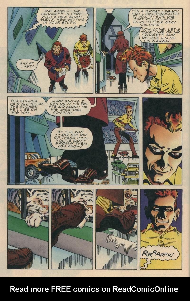 Read online Turok, Dinosaur Hunter (1993) comic -  Issue #6 - 9