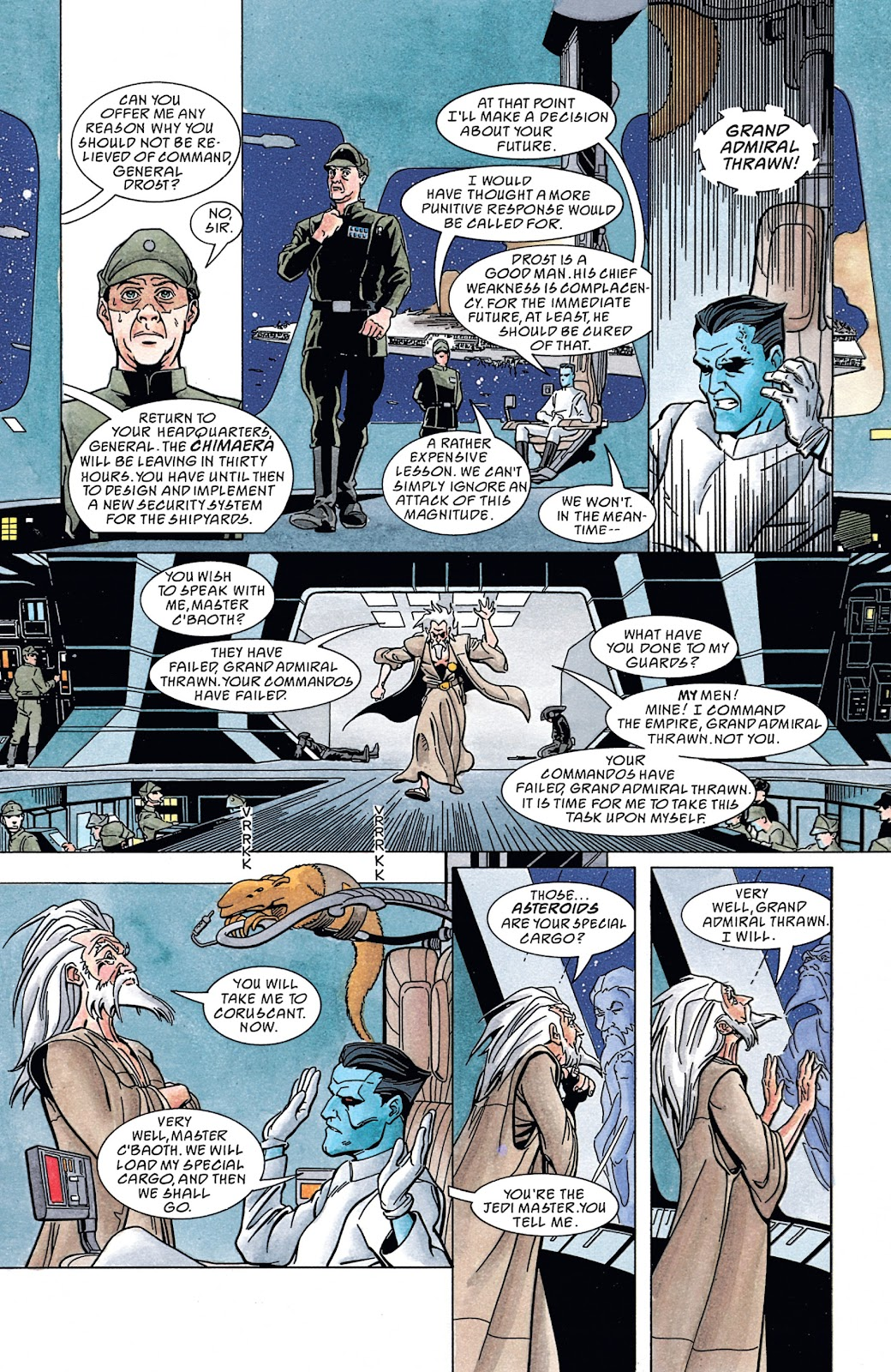 Read online Star Wars Legends: The New Republic - Epic Collection comic -  Issue # TPB 4 (Part 4) - 52