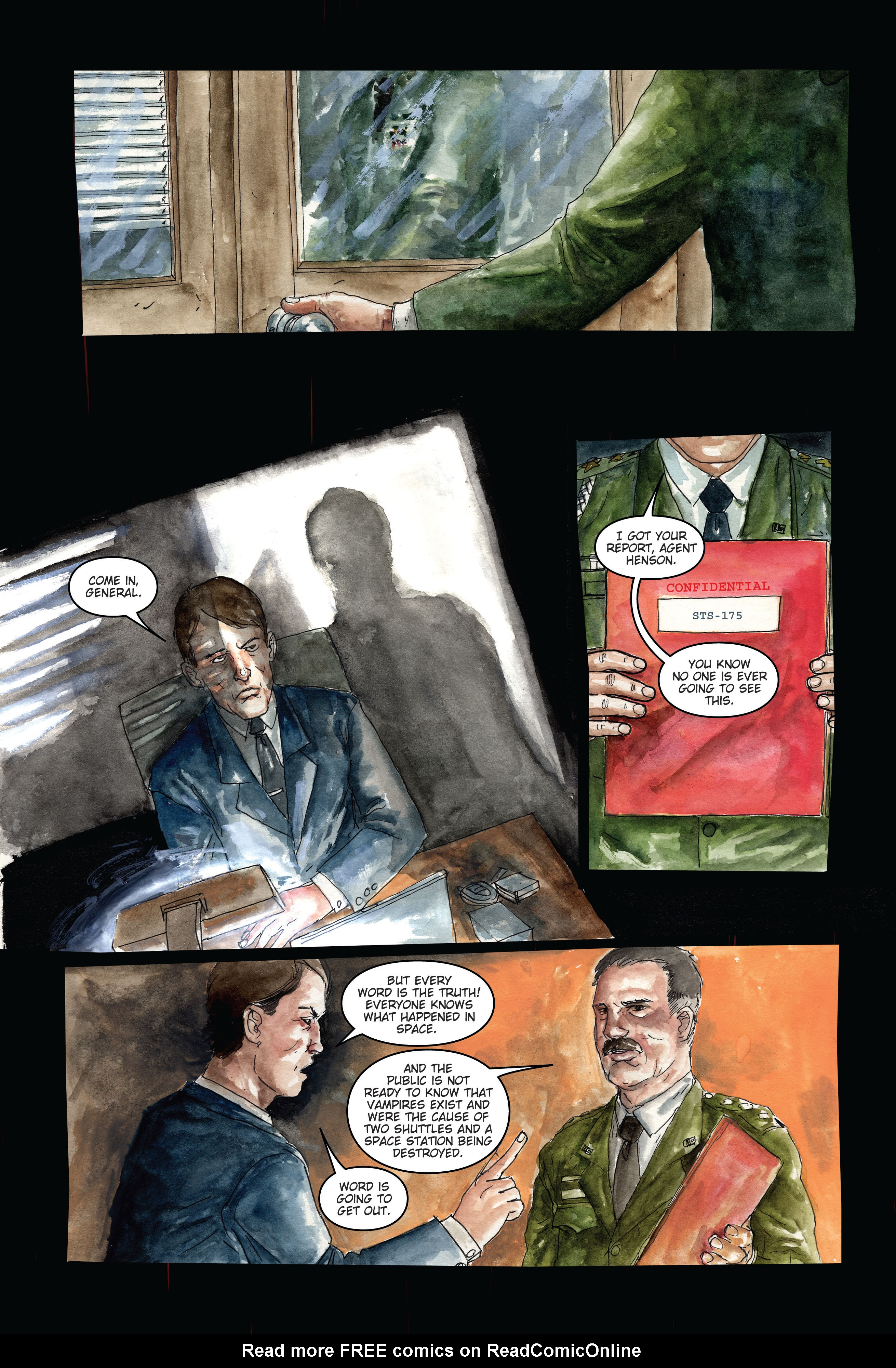 30 Days of Night: Dead Space 3 Page 19
