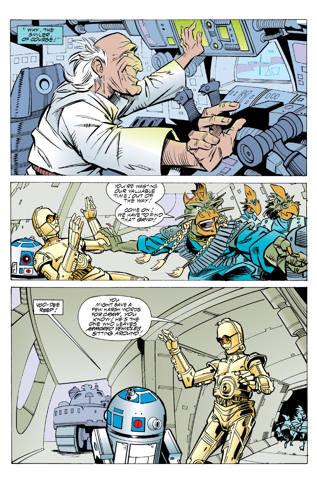 Read online Star Wars Legends Epic Collection: The Empire comic -  Issue # TPB 5 (Part 4) - 28