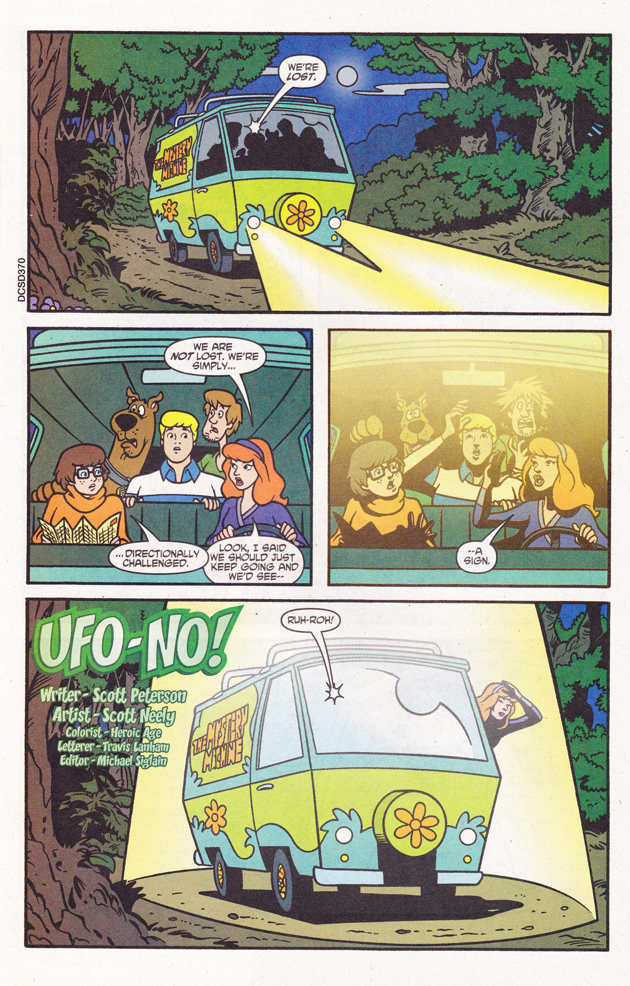 Read online Scooby-Doo (1997) comic -  Issue #109 - 11