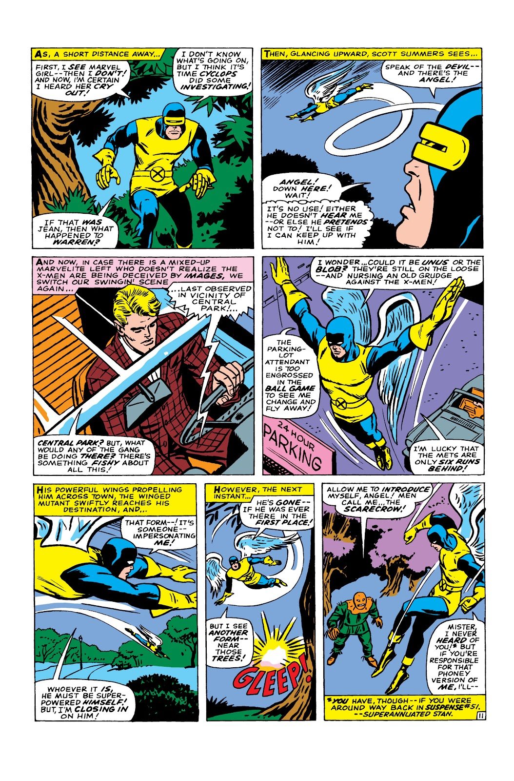 Uncanny X-Men (1963) issue 22 - Page 12