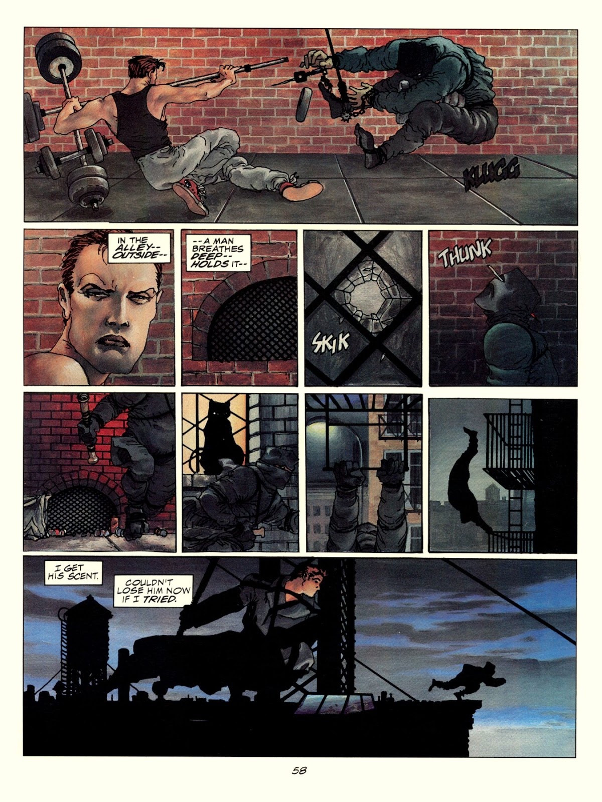 Elektra Lives Again issue Full - Page 65