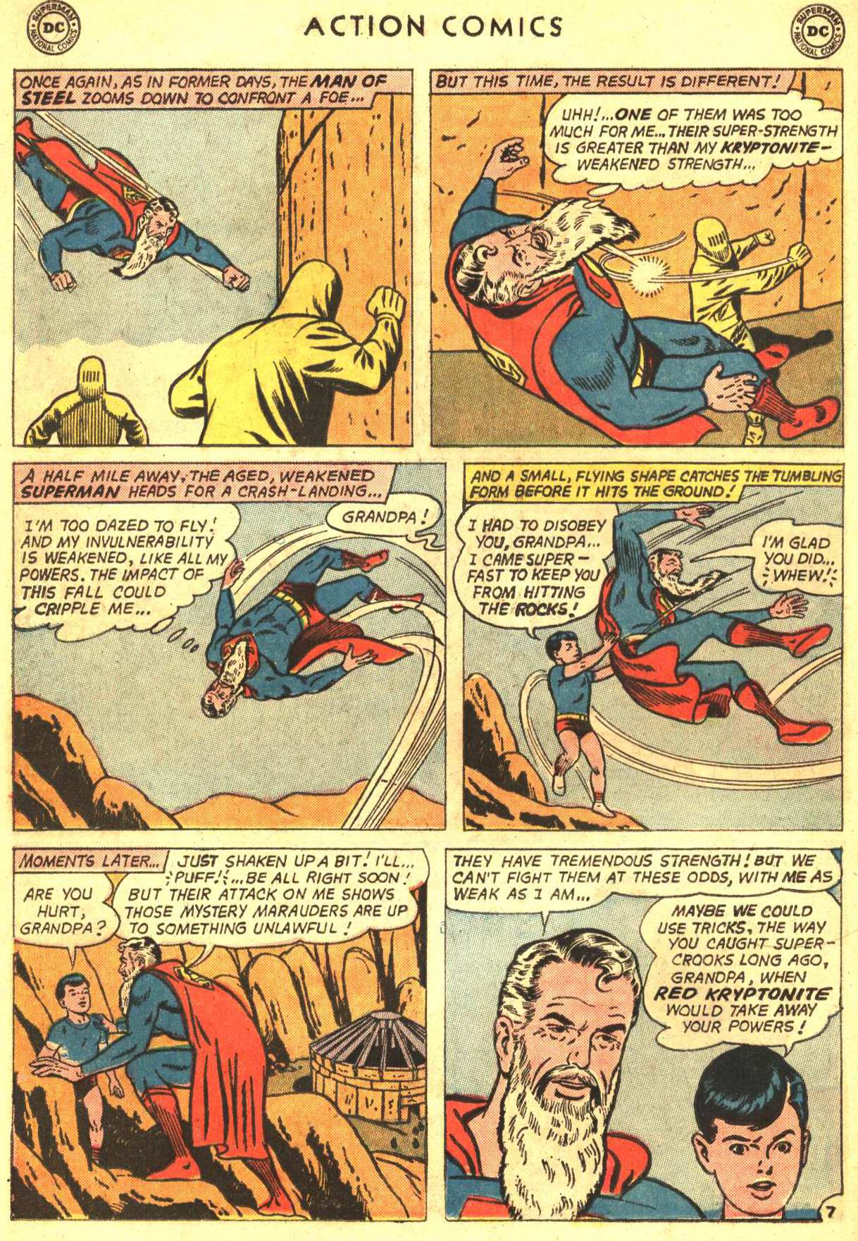 Read online Action Comics (1938) comic -  Issue #327 - 10