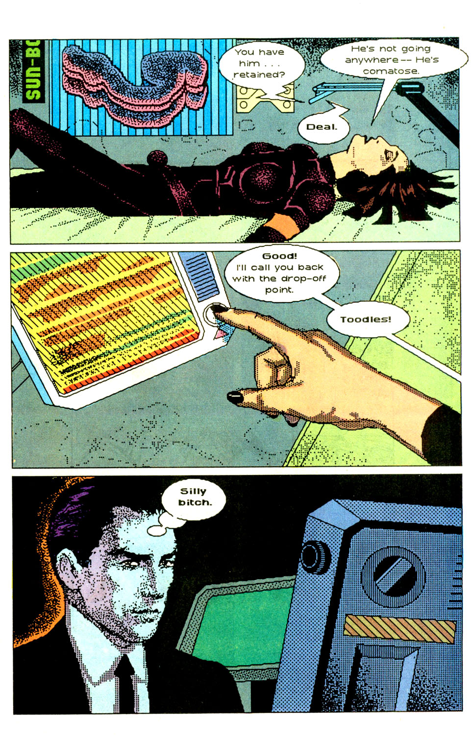 Jon Sable, Freelance issue 30 - Page 28