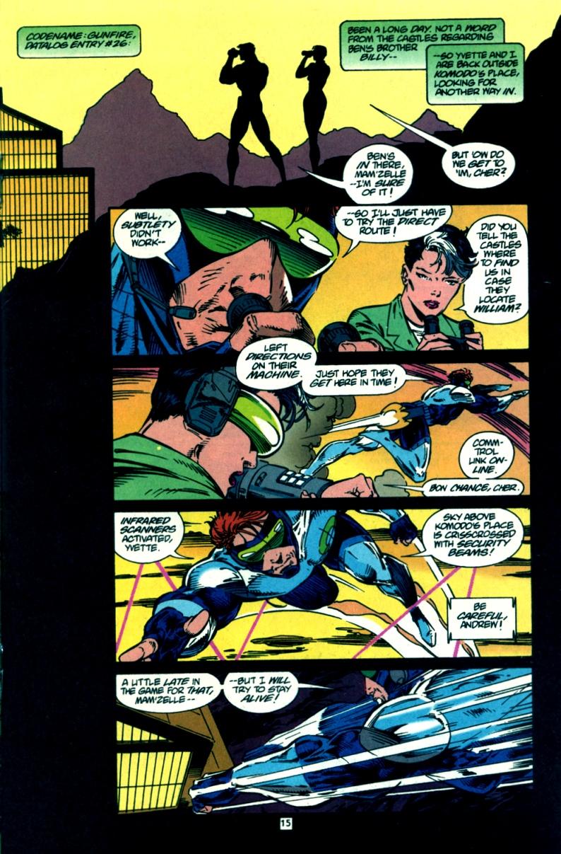 Read online Gunfire comic -  Issue #11 - 19