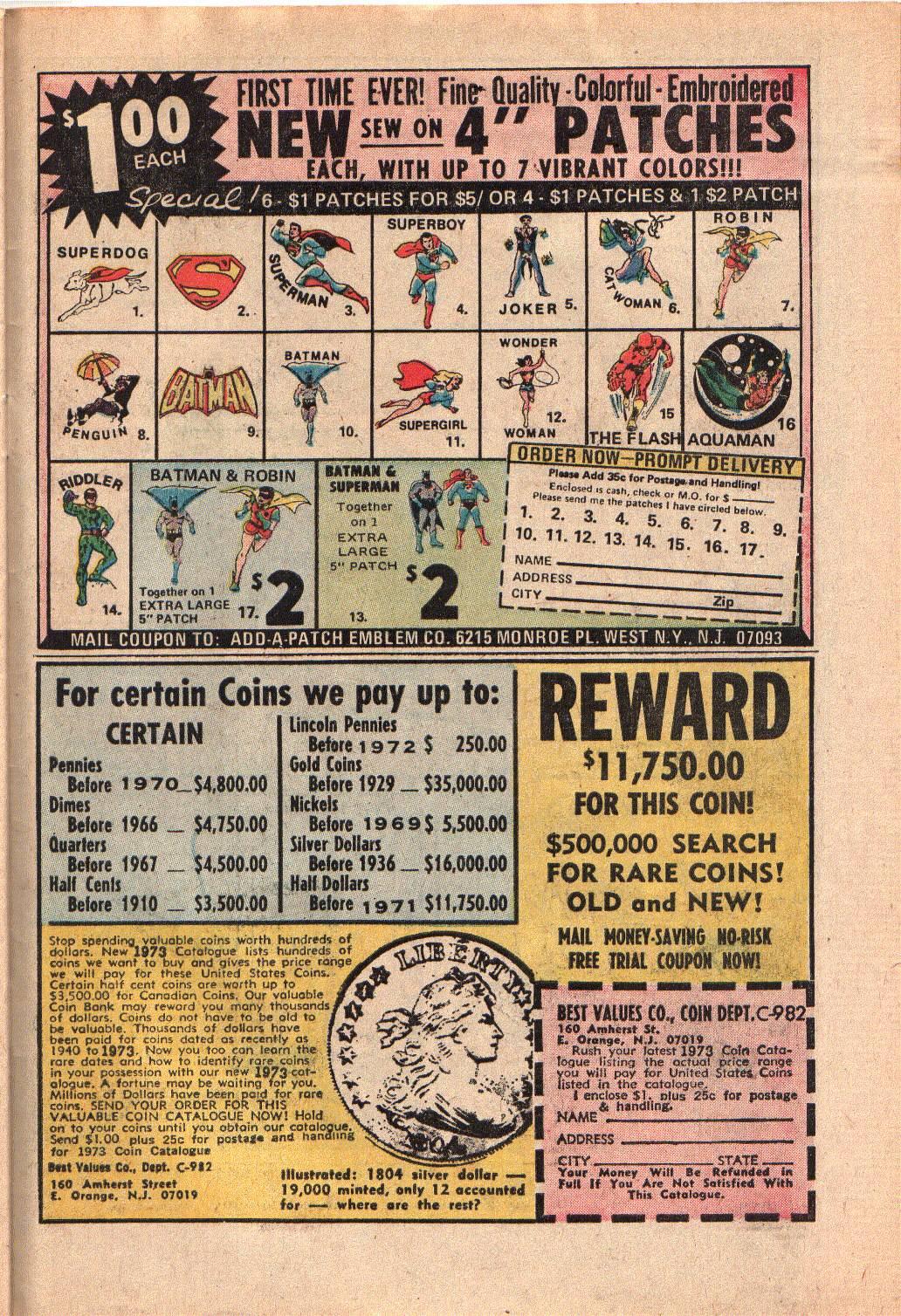 Read online Shazam! (1973) comic -  Issue #6 - 31